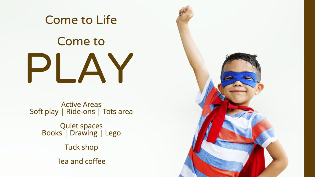 Come to Play June 2020 Flyer
